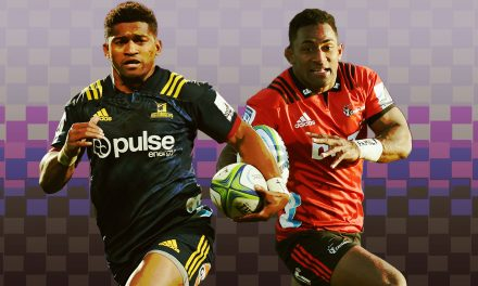 The All Blacks World Cup race: Don't sleep on Waisake Naholo just yet