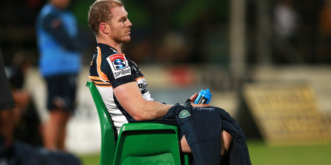 The concerning amount of time Pocock has spent on the sidelines in what is likely his final Super Rugby season