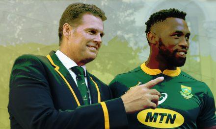 Springboks assembling a ferocious squad