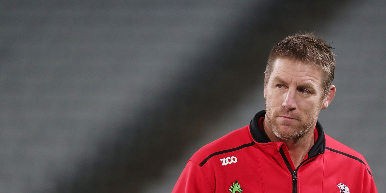 Thorn the final piece in Australian Super Rugby coaching puzzle