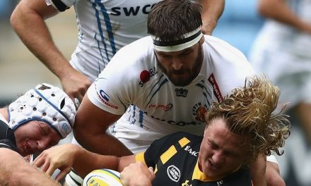 Wasps Tommy Taylor set to miss key Aviva Premiership clashes with Exeter Chiefs, Gloucester Rugby and London Irish with injury