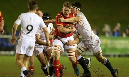 The English youngster who played for Wales and has now signed a dream deal in the Aviva Premiership