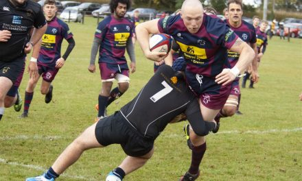 RUGBY UNION: Spalding hoping for home comforts