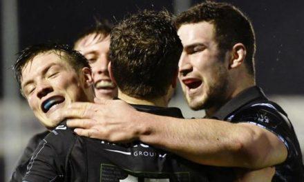 Pro14: Glasgow Warriors 37-23 Cheetahs