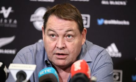 Steve Hansen reveals there are plenty of contenders for All Blacks spots