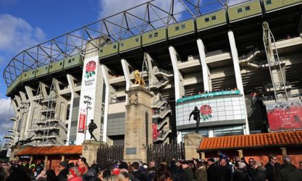England Rugby and IBM renew partnership