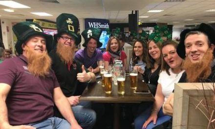 Ireland rugby fans flock to Twickenham for Six Nations day of destiny