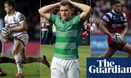 Rugby union: talking points from the Premiership's weekend action   Sport   The Guardian