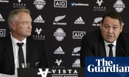 All Blacks unveil mammoth squad for Japan and Europe tours