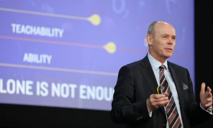 Ex-England Rugby coach Sir Clive Woodward shares secrets of success at Manchester business forum