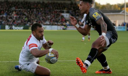 Newcastle 13-30 Leicester Tigers verdict: It's now five wins on the trot in Aviva Premiership