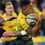 Major All Blacks star becomes latest to slam Israel Folau as Aussie team-mates spring to his defence