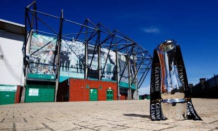 Teams named for the Guinness PRO14 final