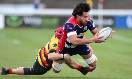 Bristol Rugby star Steven Luatua still harbours dreams of winning more All Blacks caps