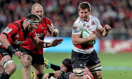 Lions' Super Rugby hopes dealt a blow with Springbok Kwagga Smith ruled out for the season