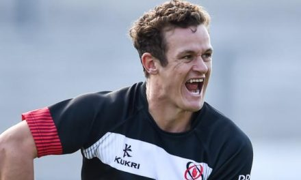 Pro14: New Ulster fly-half Billy Burns 'ambitious' to play for Ireland