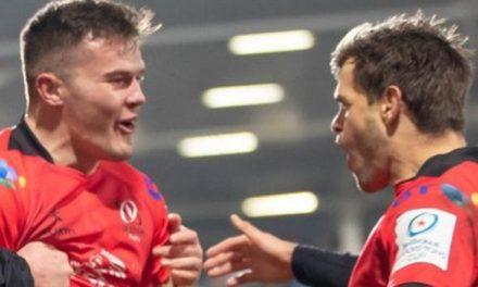 Pro14 semi-final: Jacob Stockdale and Louis Ludik poised for Ulster return against Glasgow – BBC Sport