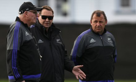 All Blacks forwards coach to step down after Rugby World Cup