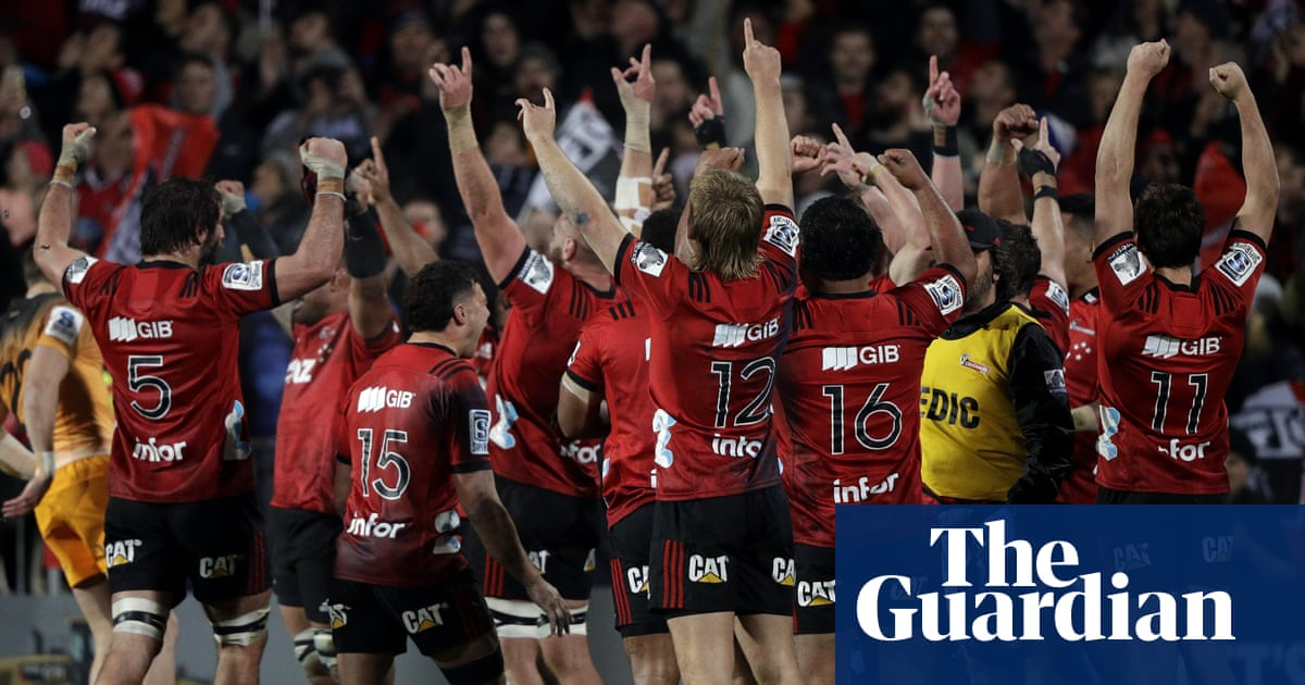 Why Australia will never produce a Super Rugby dynasty like that of the Crusaders | Bret Harris | Sport | The Guardian