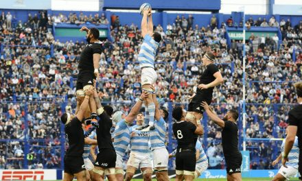 'Today is like winning the Lotto' – Steve Hansen highlights positives in rusty All Blacks win over Argentina