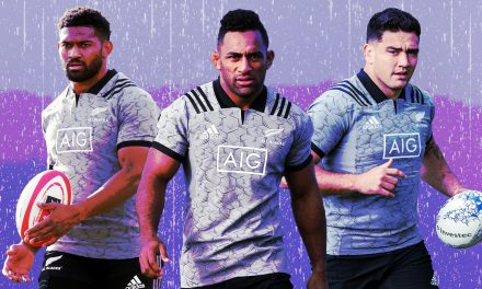 Why does it always rain All Blacks test debuts when the Pumas are involved?