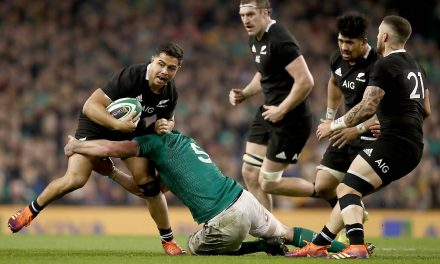 Fan takes legal action after being struck by rugby ball during All Blacks test in Dublin
