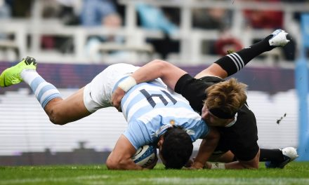 All Blacks survive late scare to escape from Buenos Aires with narrow win