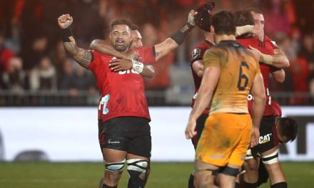 Crusaders complete title hat-trick in lowest scoring Super Rugby final ever