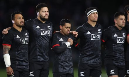 'There was no malice,' insists the Maori All Blacks after unusual formation for Fijian haka