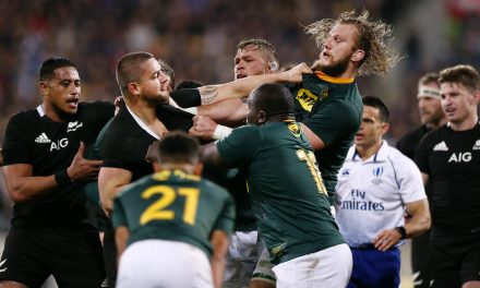 Springboks' RWC trajectory continues to rise ahead of Japan