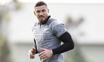 Selection for Springboks test looking likely for Sonny Bill Williams