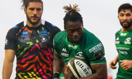 Pro14: Five-try Connacht power to a 32-13 defeat of Zebre in Galway