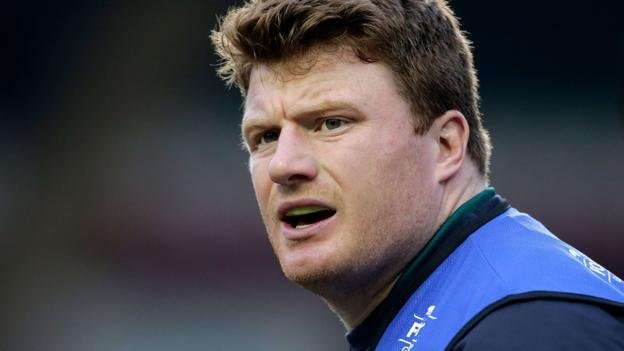 Kyle Traynor: Gloucester and ex-Scotland prop to retire from rugby union – BBC Sport