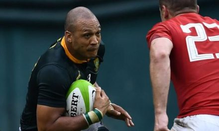 Travis Ismaiel: Harlequins sign South Africa wing from Super Rugby Bulls – BBC Sport