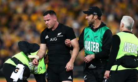 Crusaders could lose two All Blacks ahead of final