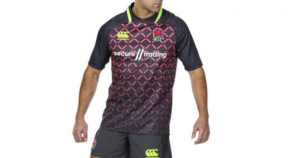 England Rugby Sevens 2018 Canterbury Home & Alternate Shirts – Rugby Shirt Watch