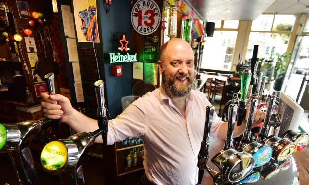 Bristol pub reclaimed from squatters and now an England Rugby team haunt – Bristol Live