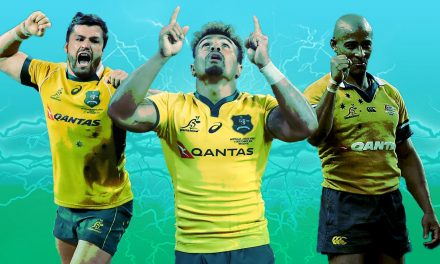 Fifteen years' worth of successes: the Wallabies' wins over the All Blacks since they lost the Bledisloe Cup