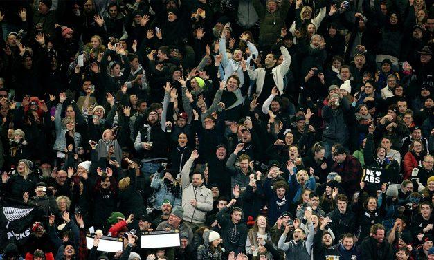 'Narcissistic, irrational, spoilt' All Blacks' fans slammed by own media