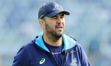 'We'll have to watch him closely': Michael Cheika pinpoints All Blacks' biggest threat