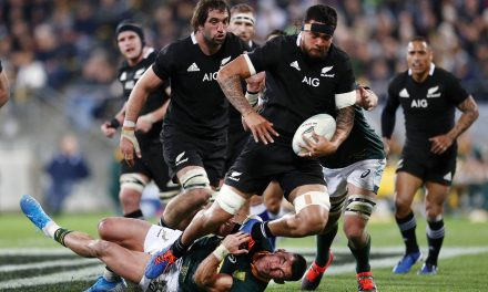 Grieving Vaea Fifita traveling with All Blacks for Bledisloe Cup clash despite death of brother