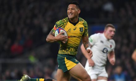 The Wallaby who poses a bigger threat to the All Blacks than Israel Folau