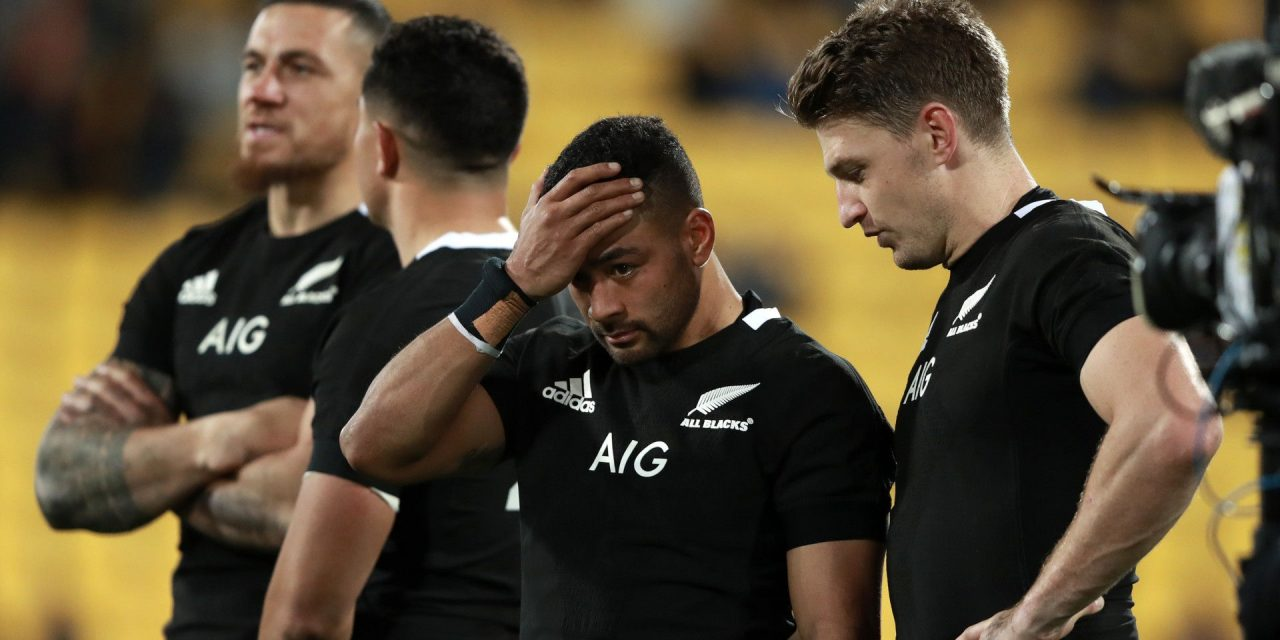 All Blacks fans baffled by kicking strategy
