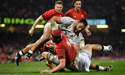 'That's rugby union. You're going to get injuries'
