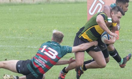 RUGBY UNION: Lance leads Deepings to derby win