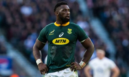 Springboks name team to face Argentina