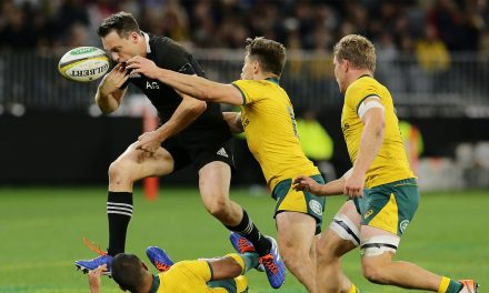 Hansen explains why he axed All Blacks stars for the Bledisloe decider