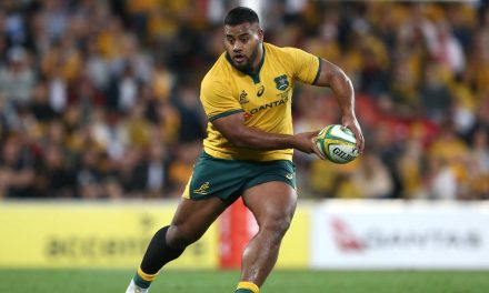 'The strongest guy I've ever seen' – Wallabies star's warning for All Blacks