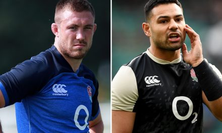 Ben Te'o and Mike Brown axed from England rugby squad following flare-up during 'bonding session' in World Cup training camp