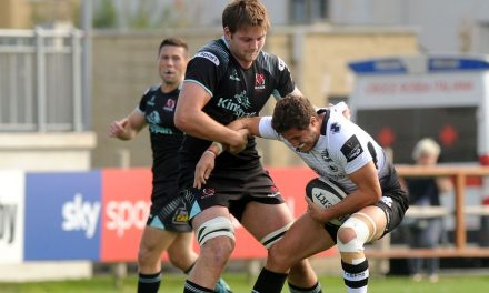 Ulster suffer surprise Guinness PRO14 defeat to Italian side Zebre